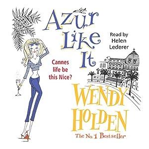 Azur Like It Audiobook