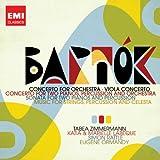 Concertos Pour Orchestre, Pour Alto, Pour 2 Pianos & Percussion, Musique Pour Cordes Percussion & Ce