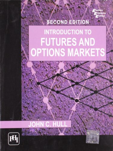 Best book on futures and options