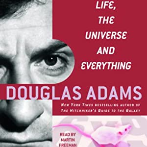 Life, the Universe, and Everything Audiobook