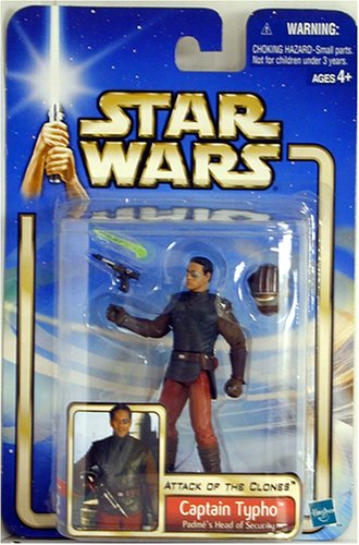 Star Wars Captain Taifo (japan import)