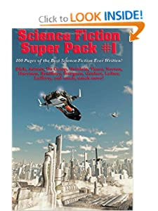 Science Fiction Super Pack #1 by Philip K. Dick, Isaac Asimov, Harry Harrison and Andre Norton
