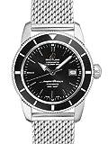 [ブライトリング] BREITLING 腕時計 スーパーオーシャン ヘリテージ 42 ブラック A17321 新品 [並行輸入品]