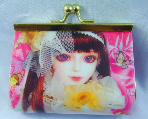 510TRga6bTL Reviews Thai Souvenir Blythe Doll Wallet#aa046