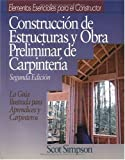 Image of Construccion de Estructuras y Obra Preliminar de Carpinteria