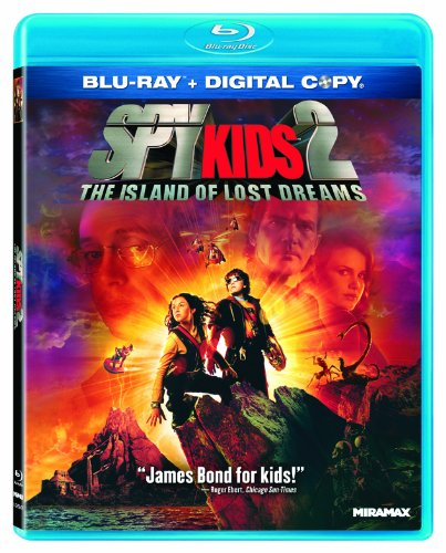 Spy Kids 2 [Blu-ray] [Import]
