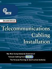 Telecommunications Cabling Installation (BICSI Press)