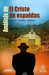 libro cristo de espaldas: