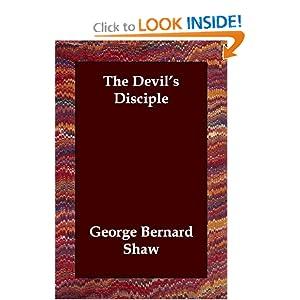 george bernard shaw s devil s disciple characters