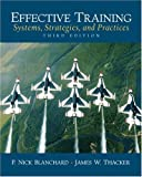 img - for Effective Training: Systems, Strategies and Practices (3rd Edition) book / textbook / text book