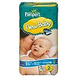 """Pampers New Baby Windeln Gr.2 Mini 3-6 kg Sparpaket, 48 St�ckvon """"Pampers"""""""