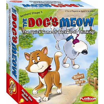 The Dog's Meow Card Game