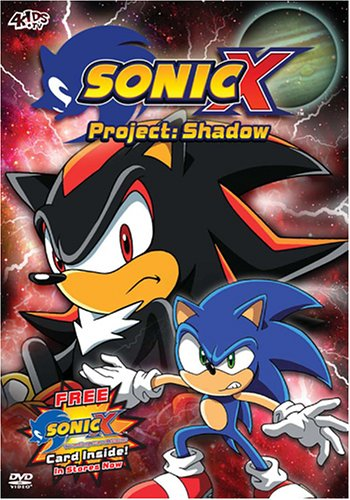 sonic project x