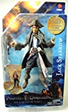 Pirates Of The Caribbean On Stranger Tides Action Figure, Series 2, (JACK SPARROW)