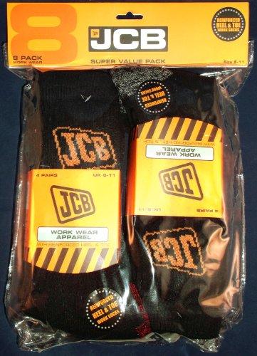 jcb-work-wear-socks-8-pair-pack-size-6-11-uk-39-46-eu