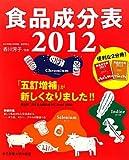 食品成分表〈2012〉