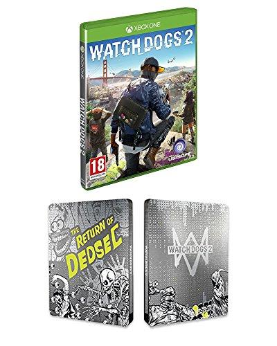 watch-dogs-2-steelbook-esclusiva-amazon-xbox-one