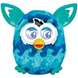 Furby Boom Sweet Electronic Plush Blue Waves