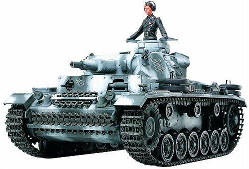 Tamiya-300035290-135-WWII-Deutsche-Panzerkampfwagen-III-Ausfhrung-N