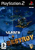 echange, troc Search & Destroy (PS2) [import anglais]
