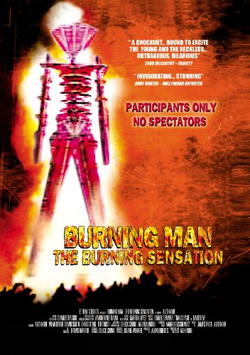 Burning Man: Burning Sensation [DVD] [Import]