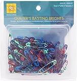 EZ Quilting 882670153 Basting Brights, 200-Piece