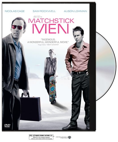 Cover art for  Matchstick Men (Widescreen Edition) (Snap Case)