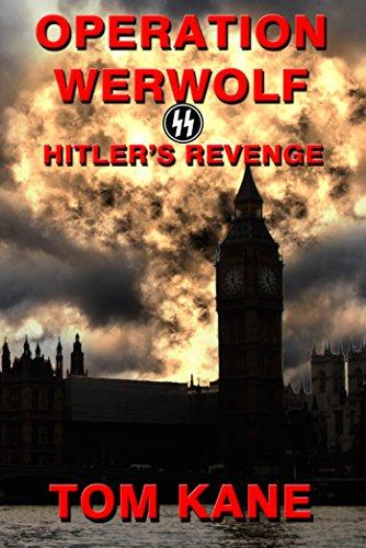Book: Operation Werwolf by Tom Kane