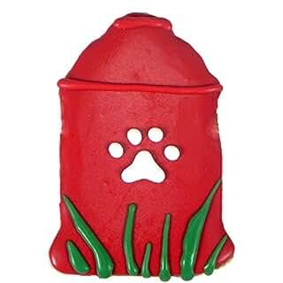 Fire hydrant gourmet dog treats