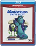 Monstruos University (Blu-ray 3D + Bl...