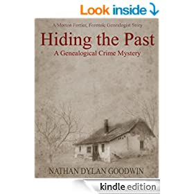 Hiding the Past (The Forensic Genealogist Book 1)