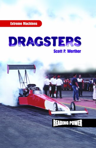 Dragsters (Reading Power: Extreme Machines) PDF