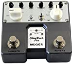 Mooer TVR1 Shimverb Pro Dual Digital Reverb Pedal from Mooer