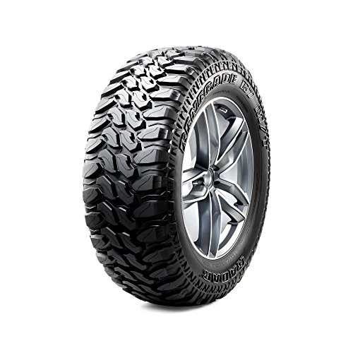 Radar Renegade R7 Mud Terrain Radial Tire - 33X12.5R20 114Q (33 R20 Tires compare prices)