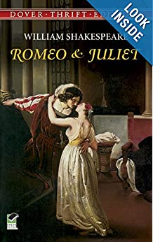 Download ebook Romeo and Juliet (Dover Thrift Editions)