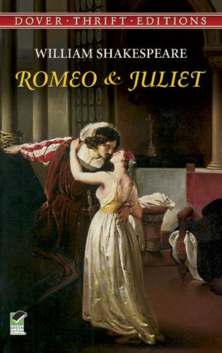 What are some quotes that show that Romeo and Juliet are ignorant of the feud in Romeo and Juliet?