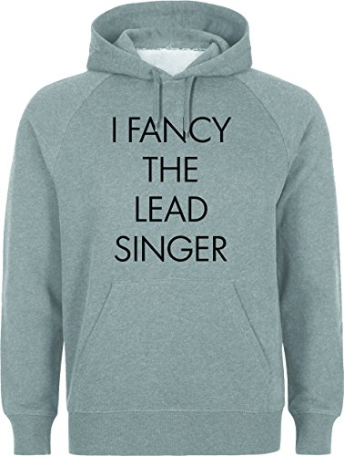 I Fancy The Lead Singer XXL Unisex Hoodie