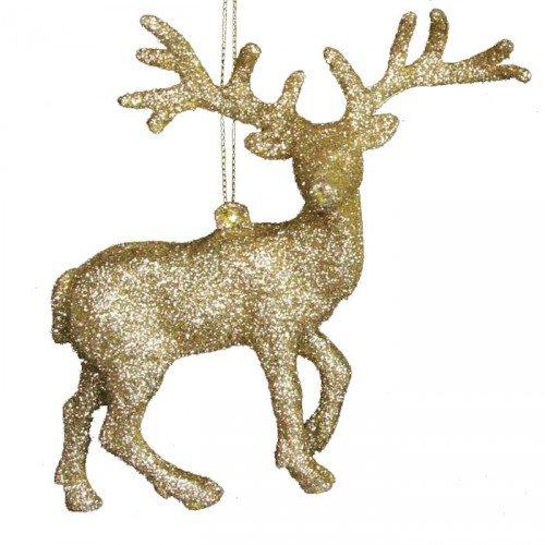 gisela-graham-xmas-christmas-golden-glitter-stag-hanging-tree-decoration-right