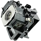 Mogobe ELPLP49 Compatible Projector Lamp with Housing for V13H010L49 Epson Powerlite Home Cinema 6100 6500 8100 8350 Pro Cinema 9100 9350 9500 9700 Eh-Tw2800 Eh-Tw2900 Eh-Tw3000 Eh-Tw3200 Eh-Tw3500 Eh-Tw3600 Eh-Tw4400 Eh-Tw4500 Eh-Tw5000 Eh-Tw5500 Eh-Tw5800 Projectors