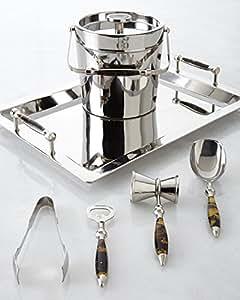 buy ralph lauren 3 piece bar tools set wentworth tortoise online at low price. Black Bedroom Furniture Sets. Home Design Ideas