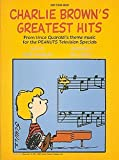 Charlie Browns Greatest Hits (Easy Piano Songbook)
