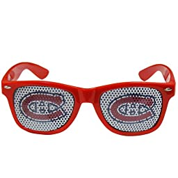 NHL Montreal Canadiens Game Day Shades, Red