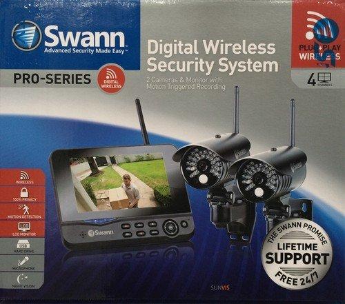 SWANN WIRELESS CCTV KIT PRO SERIES ADW 350 Black Friday & Cyber Monday 2014