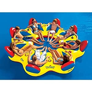 Buy Colosseum Island 8-person Party Island Raft by Overton's
