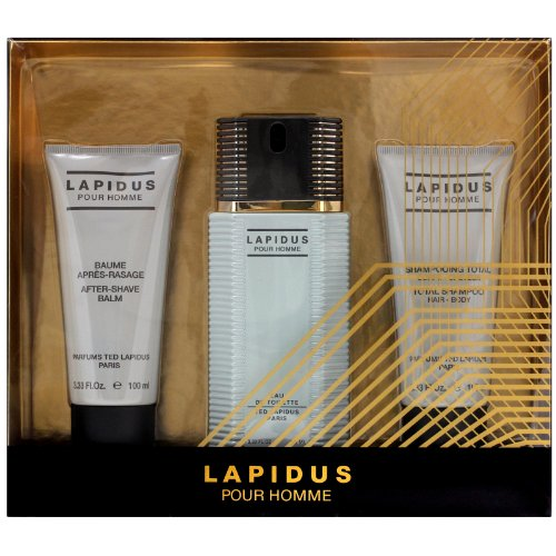 Lapidus 3 Piece Gift Set for Men