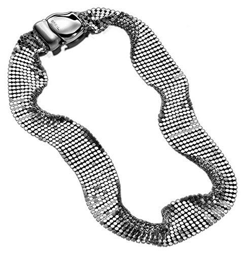 Breil Collana per donna senza ciondolo in acciaio inox 45cm-TJ1225