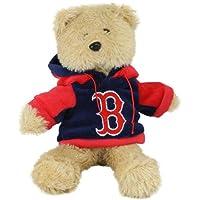 Boston Red Sox 8'' Plush Hoody Bear from Football Fanatics
