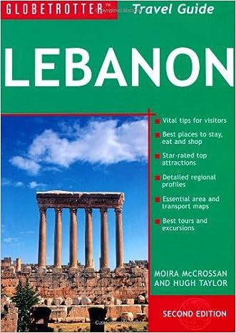 Lebanon Travel Pack, 2nd (Globetrotter Travel Packs)