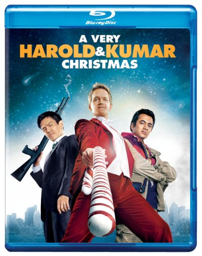 Cover art for  A Very Harold & Kumar Christmas [Blu-ray]