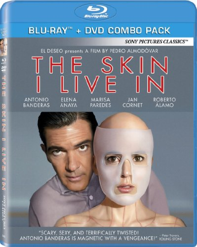 Cover art for  The Skin I Live in (Two-Disc Blu-ray/DVD Combo)